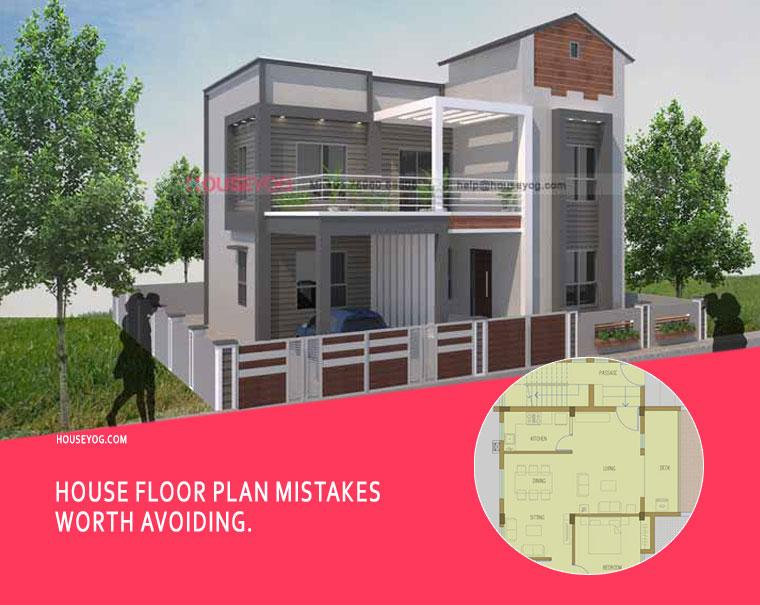 Most common house floor plan mistakes to avoid